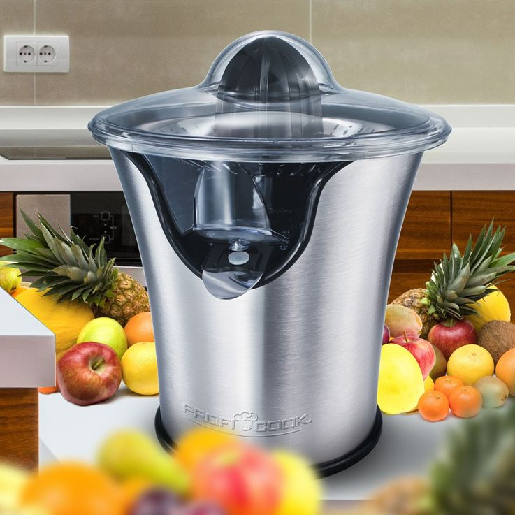 Stainless steel juicer Proficook PC - ZP 1018 – Bild 4