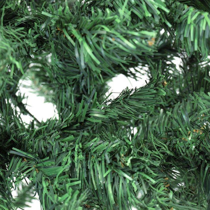 Tannenbaum in grün inklusive Ständer 210 cm – Bild 5