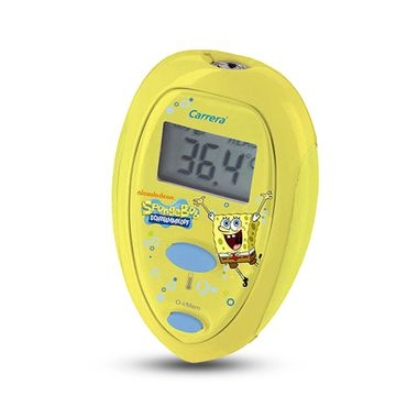 Spongebob Forehead thermometer surface scan function Carrera – Bild 1