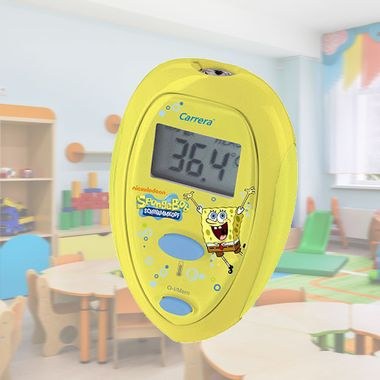 Spongebob Forehead thermometer surface scan function Carrera – Bild 2
