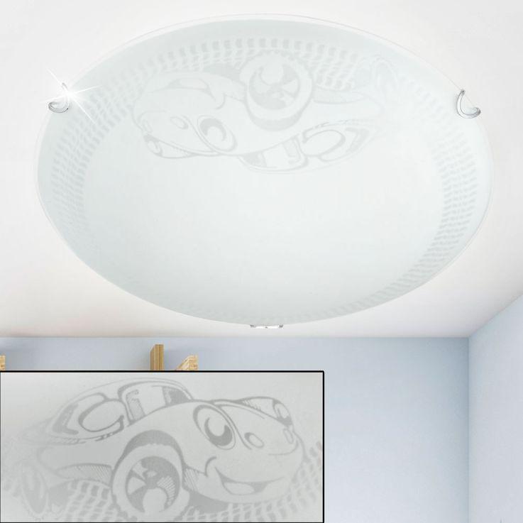 Deckenleuchte Deckenlampe Zimmerleuchte Design Kinderleuchte Auto ESTO Kelly 50053 – Bild 2
