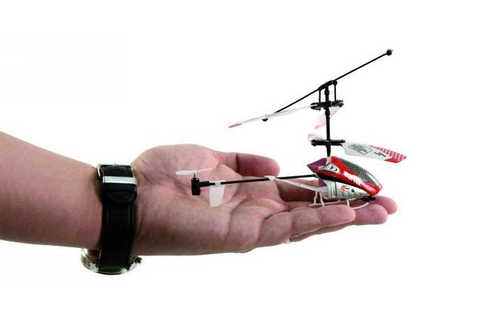 RC-Helicopter Hubschrauber 3-Kanal ferngesteuerter Helikopter McTrack Star-Fly – Bild 3
