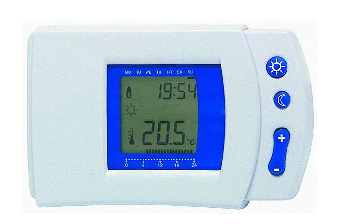 Digitales Heizkörper Klimageräte Thermostat Display TCU-530