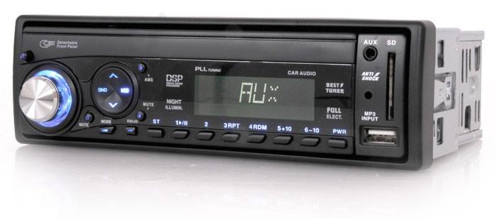 Autoradio MP3 AUX USB SD-Card RDS 10cm EBT Marquant MCR-1254 – Bild 3