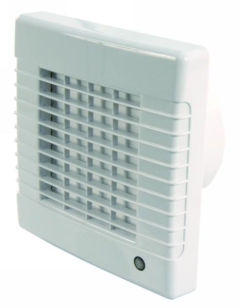 Ventilateur roulement à billes fixation au mur ou au plafond automatique Jalousie DM-100