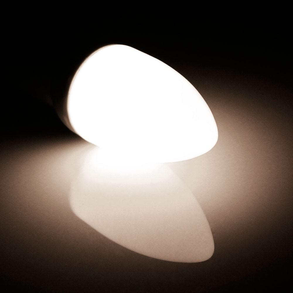 1,6 W E14 LED Leuchtmittel mit 85lm und warmweißen Licht – Bild 2