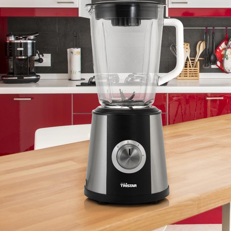 Universal Standmixer Mixer Küchenmixer 500W Tristar BL-4430 – Bild 6