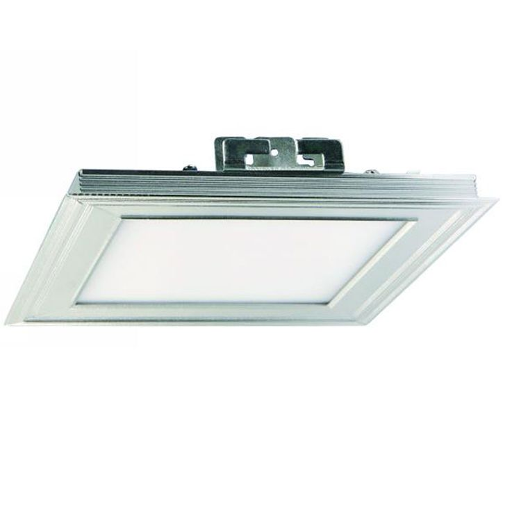 Panel DEL 120 lampes LED 210x210 mm 3000 Kelvin blanc chaud McShine LP-2112W – Bild 1