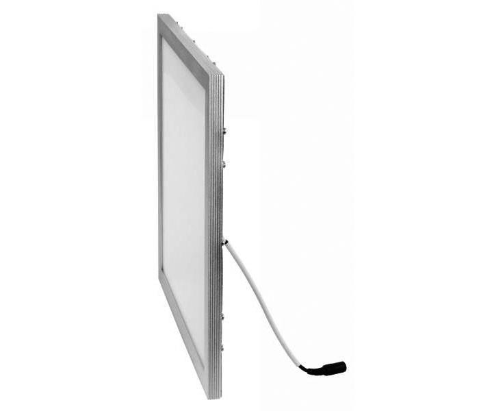 LED-Panel 180 LEDs 300x300mm 6000K weiß McShine LP-3018C – Bild 4