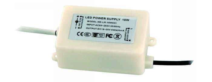 LED-Panel 180 LEDs 300x300mm 6000K weiß McShine LP-3018C – Bild 5
