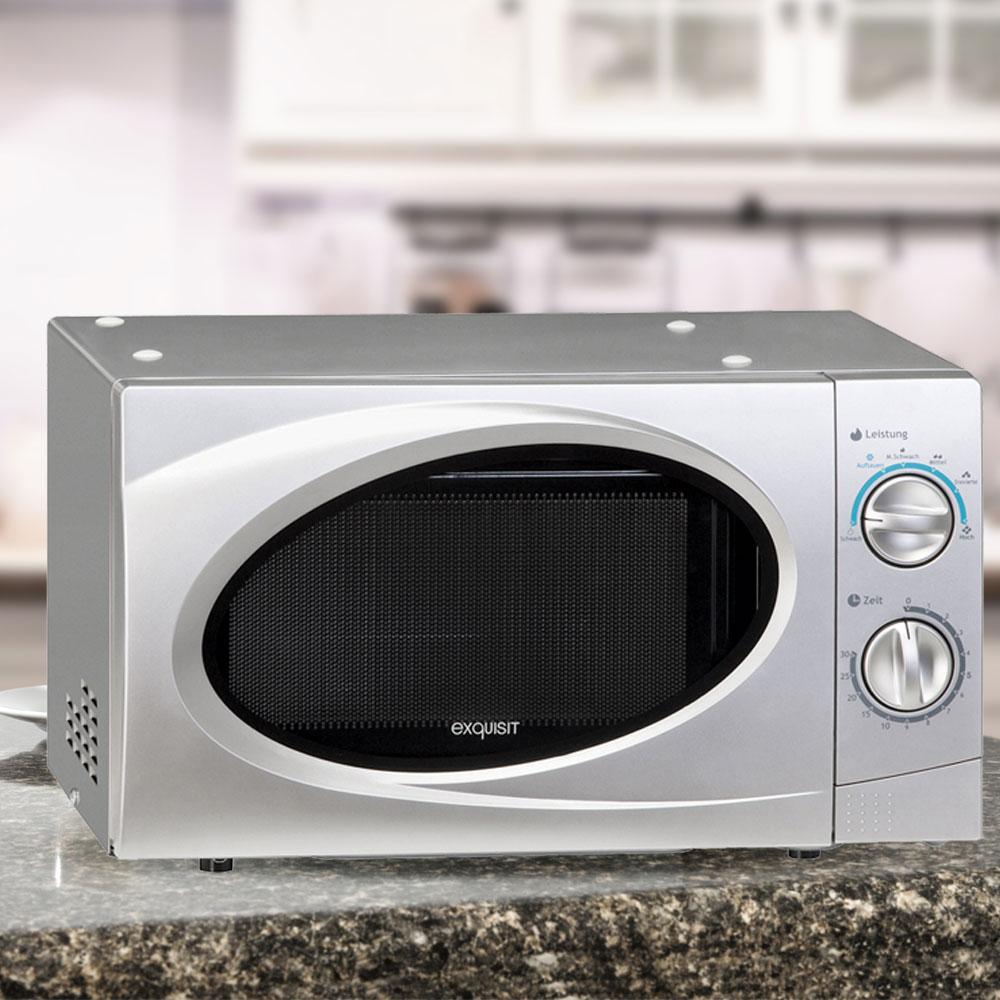 stand oder unterbau mikrowelle 700 watt 17 liter timer siebenbach. Black Bedroom Furniture Sets. Home Design Ideas