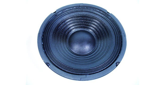 OMNITRONIC E0197237 - Tieftöner 8 Ohm 10 Zoll 25cm
