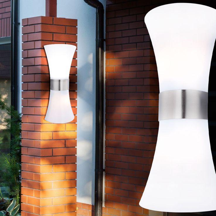 Außenleuchte Gartenbeleuchtung Außenbeleuchtung UP Down Lampe Gartenleuchte Globo 32086-2 – Bild 3