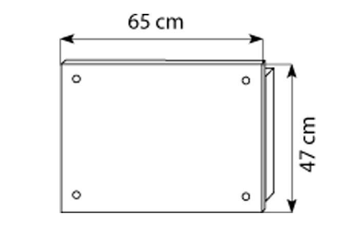 Tableau Dessin dauphin effet décor cadre avec la lumière étamé Globo 28355rti – Bild 5