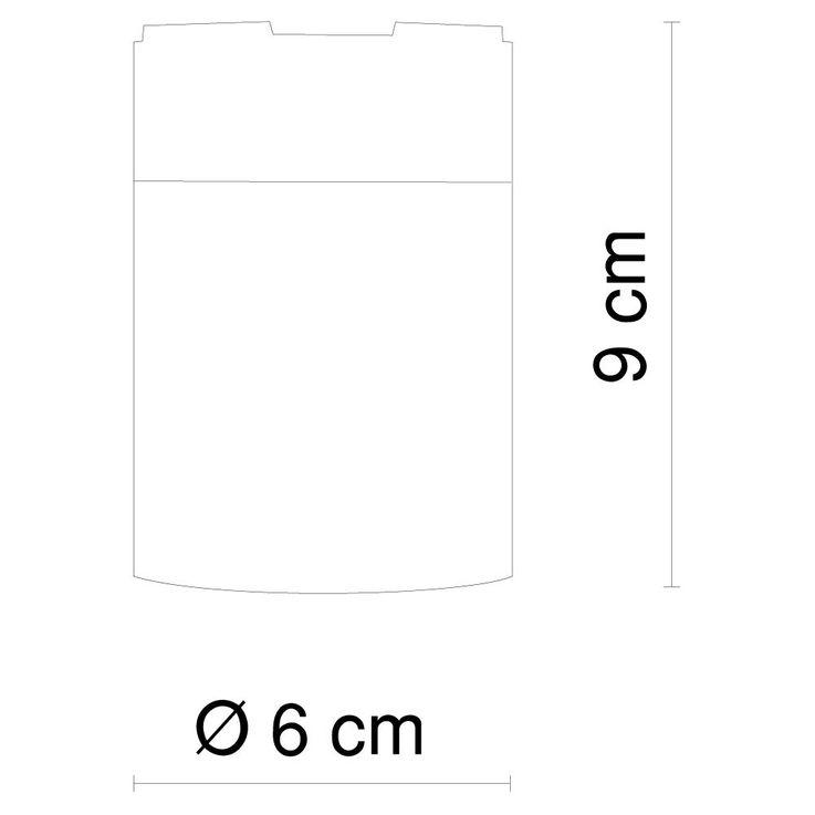 Eleganter Aufbaustrahler aus Edelstahl – Bild 7