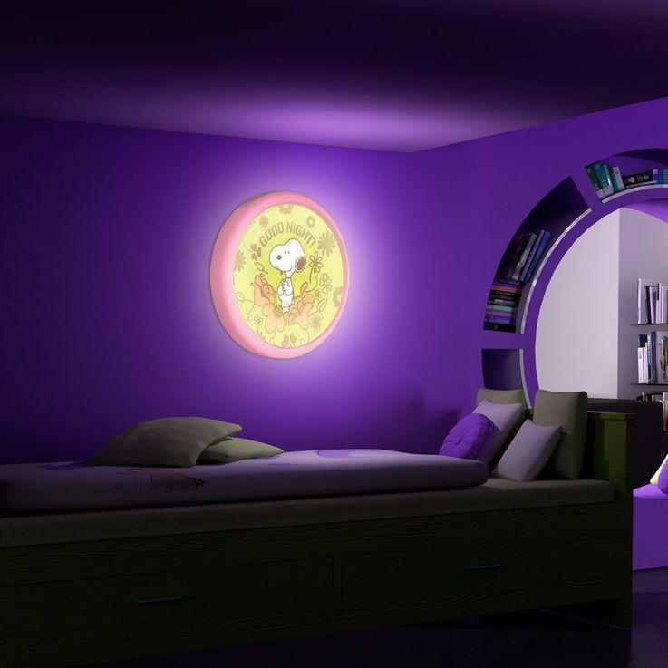Pushlight Kinderlampe Kinderleuchte Kinderzimmerlampe Leuchte Licht Globo 662395 – Bild 4