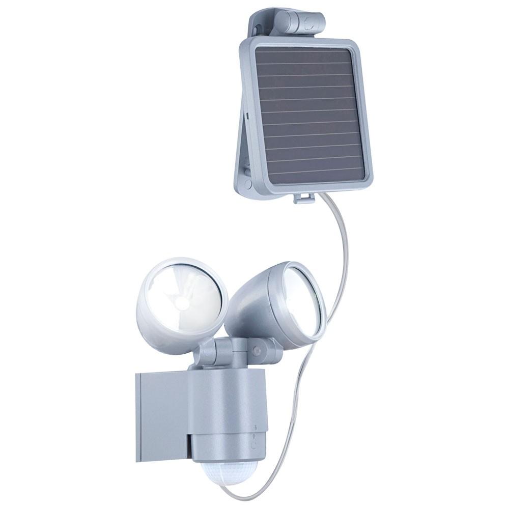 Solar Led Gartenleuchte Mit Bewegungsmelder Und Schalter Lampen