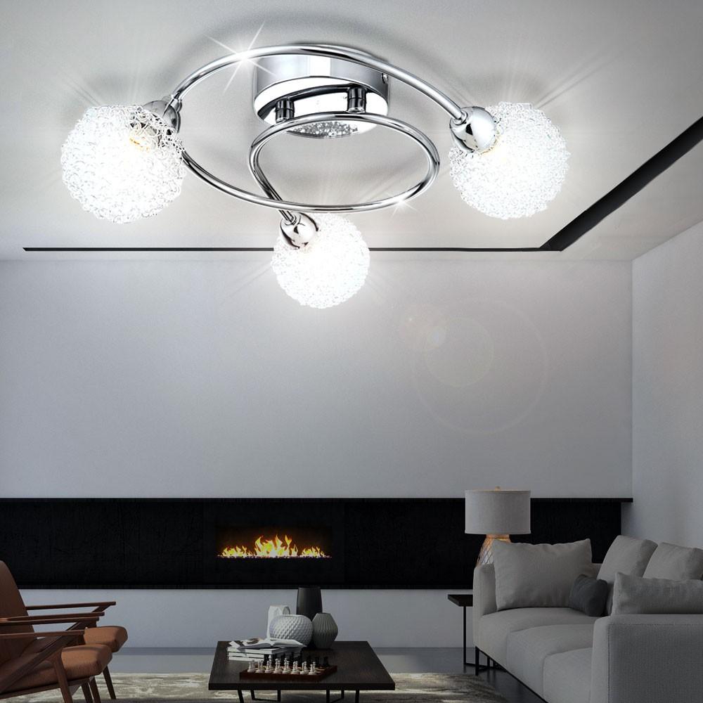 B roleuchte deckenleuchte wohnzimmer deckenlampe deckenleuchte b ro beleuchtung 9007371217229 ebay - Led buro deckenleuchte ...