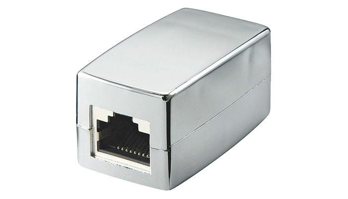 LAN Kabel Netzwerkkabel Verbinder geschirmt Cat5 RJ45