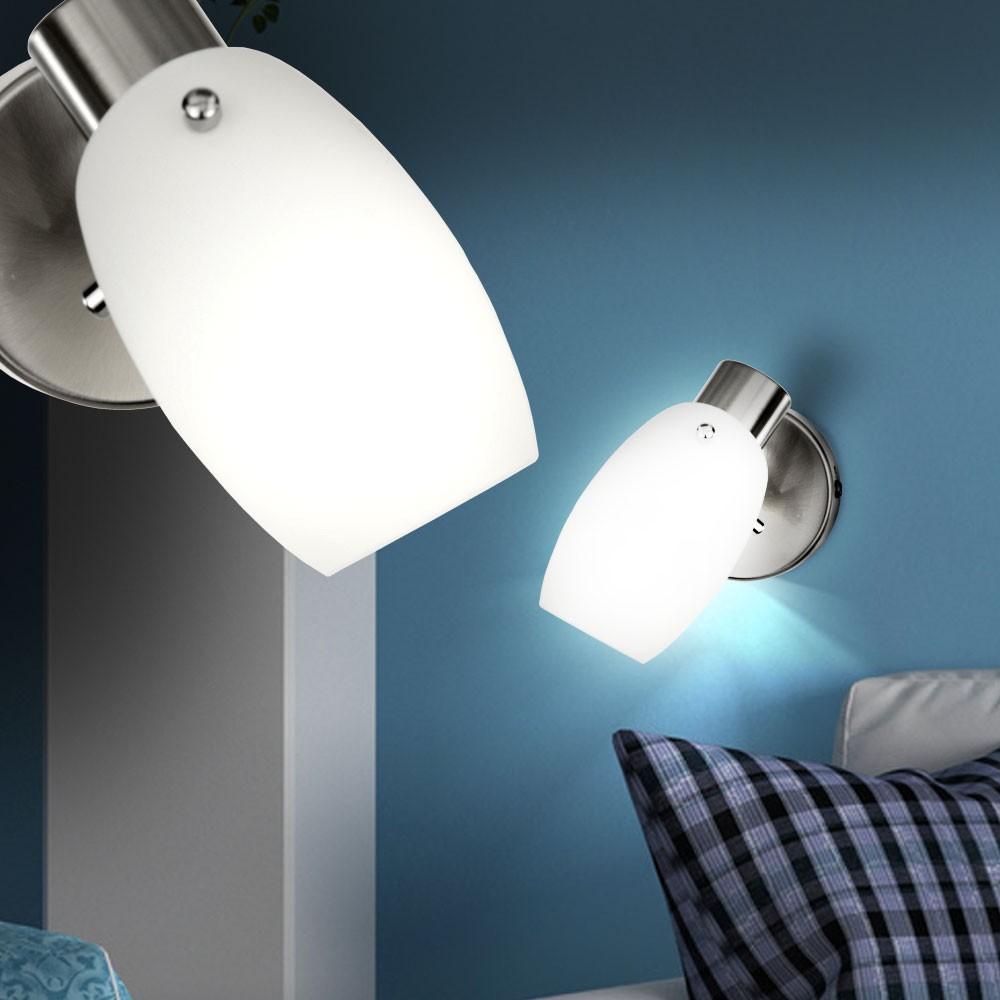 Mur lampe spot chambre coucher clairage couloir - Eclairage chambre spot ...