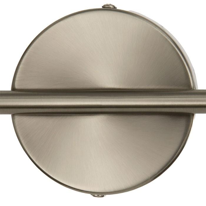 Wandlampe aus Stahl und satiniertem Glas energiesparend DANA – Bild 11