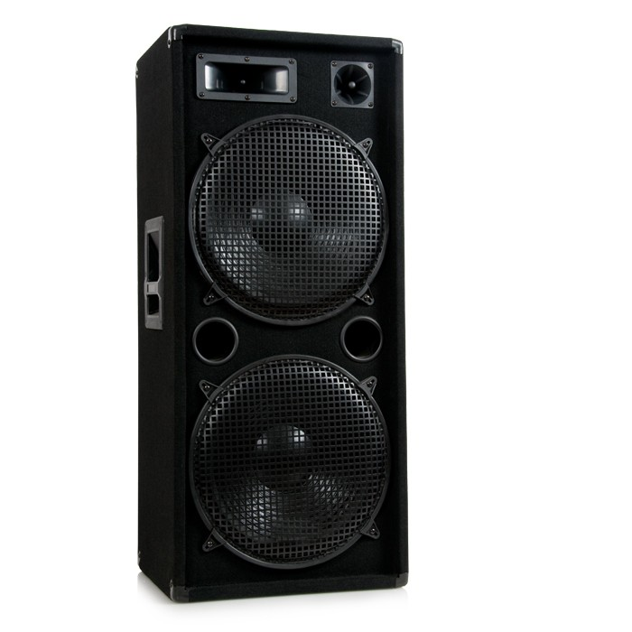 1500W PA Party PA speakers 3  -Wege boxes Pro 1500 ONLY 1 BOX – Bild 1