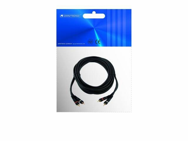 HighEnd Soundkabel Audiokabel 3m Kabel CC-30 30209370 – Bild 2