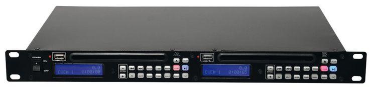 DJ PA Dual-USB-CD-Player mit Pitchregelung – Bild 2