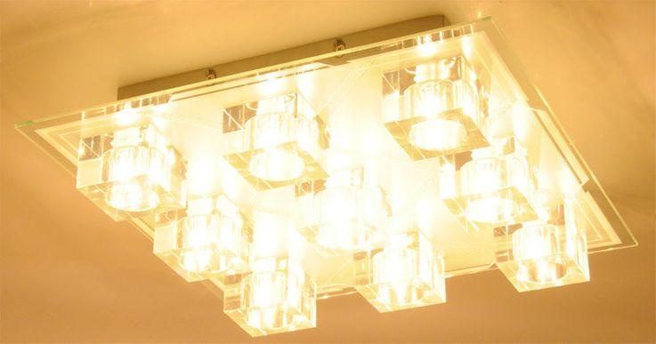 Deckenlampe Beleuchtung Strahler 3-Stufenschalter TOPAS – Bild 3