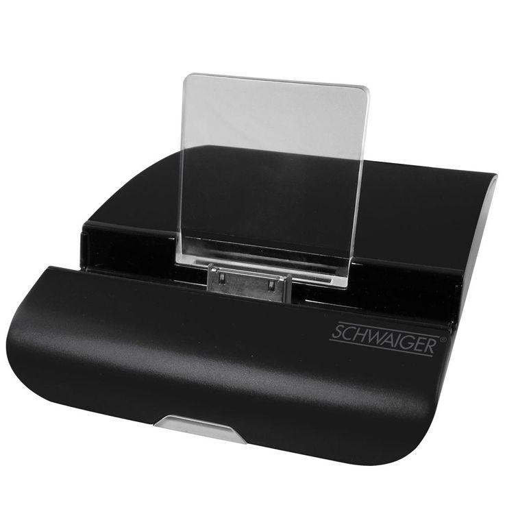 iPod iPhone iPad Media Mini-USB Schwaiger IPMD 2 011 schwarz – Bild 2