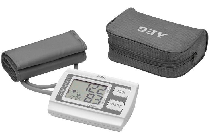 Vollautomatisches Blutdruckmessgerät Pulsmessgerät Blutdruck Puls Messgerät AEG BMG 5611 – Bild 2