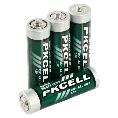 Energie Batterien Mignon-Batterie Super Heavy Duty 1,5 V AA R6P 4er-Pack 300143