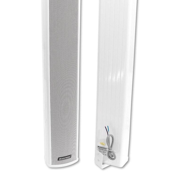 Lautsprecher Boxen PAAR 120 Watt Speaker OMNITRONIC PCW-40 – Bild 2