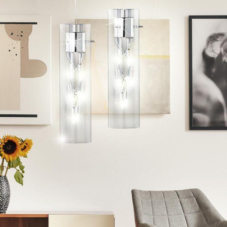 Light ceiling light pendant lamp suspended luminaire pendant light Wofi Michigan 7059.12.01.0000 – Bild 3