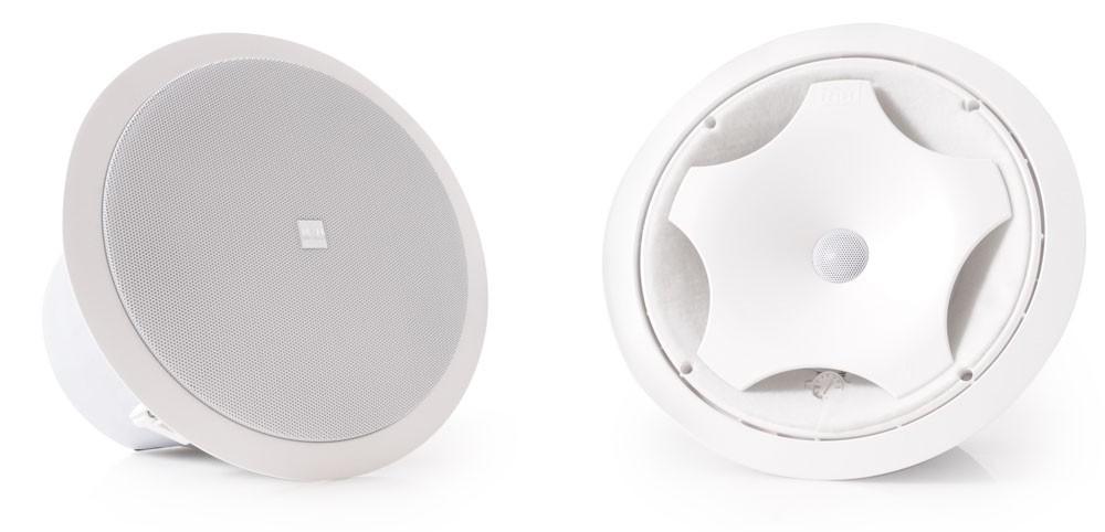 2 Deckeneinbaulautsprecher Lautsprecher CMS 62 T