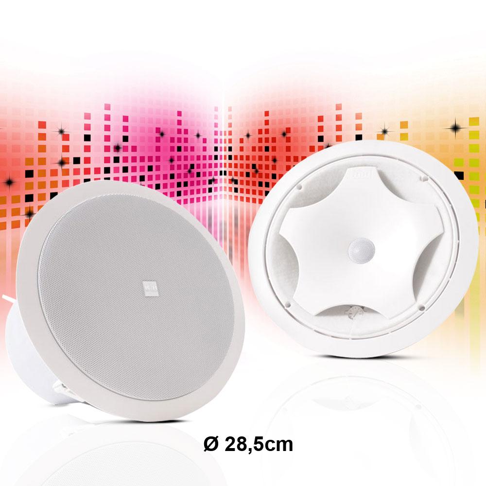 2 Deckeneinbaulautsprecher Lautsprecher CMS 62 T – Bild 2