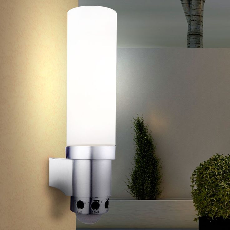 Outdoor light outdoor wall light lamp motion sensor luminaire bulb outdoor lighting Globo HYPNOS 32207 – Bild 10