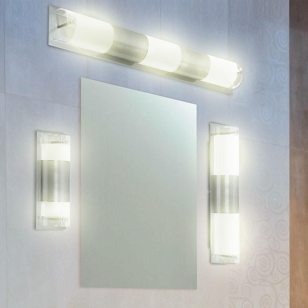 Lumi re de salle bain miroir lampe murale qualit premium for Abat jour salle de bain
