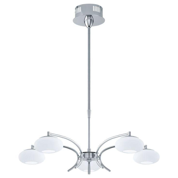 LED glass hanging lamp living dining roo – Bild 1