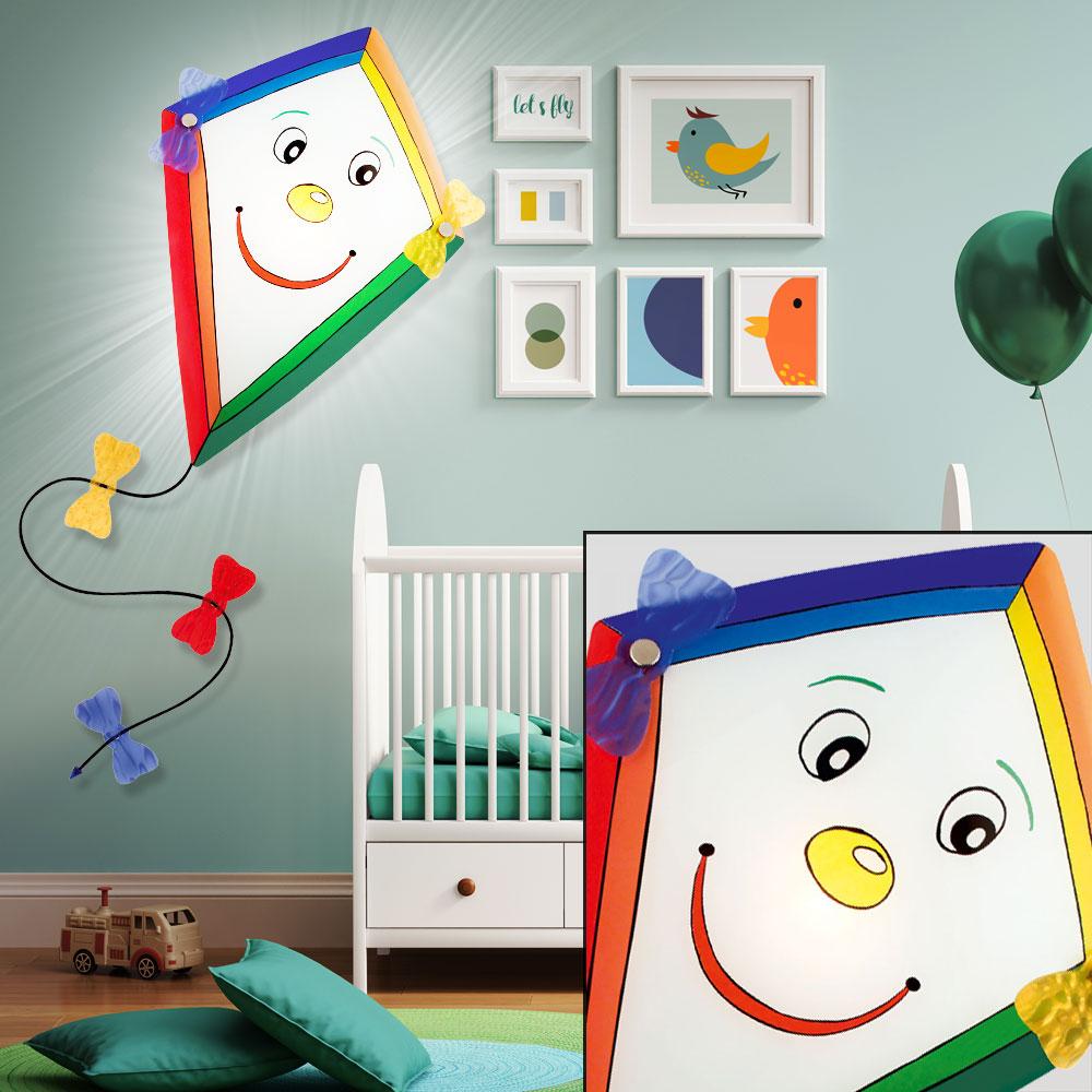 Wand decken leuchte kinder baby spiel zimmer drachen motiv - Deckenleuchte kinderzimmer madchen ...