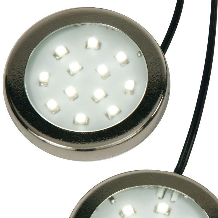 Einbaustrahler 3er Set TRILED inklusive SMD LED-Leuchtmittel – Bild 4