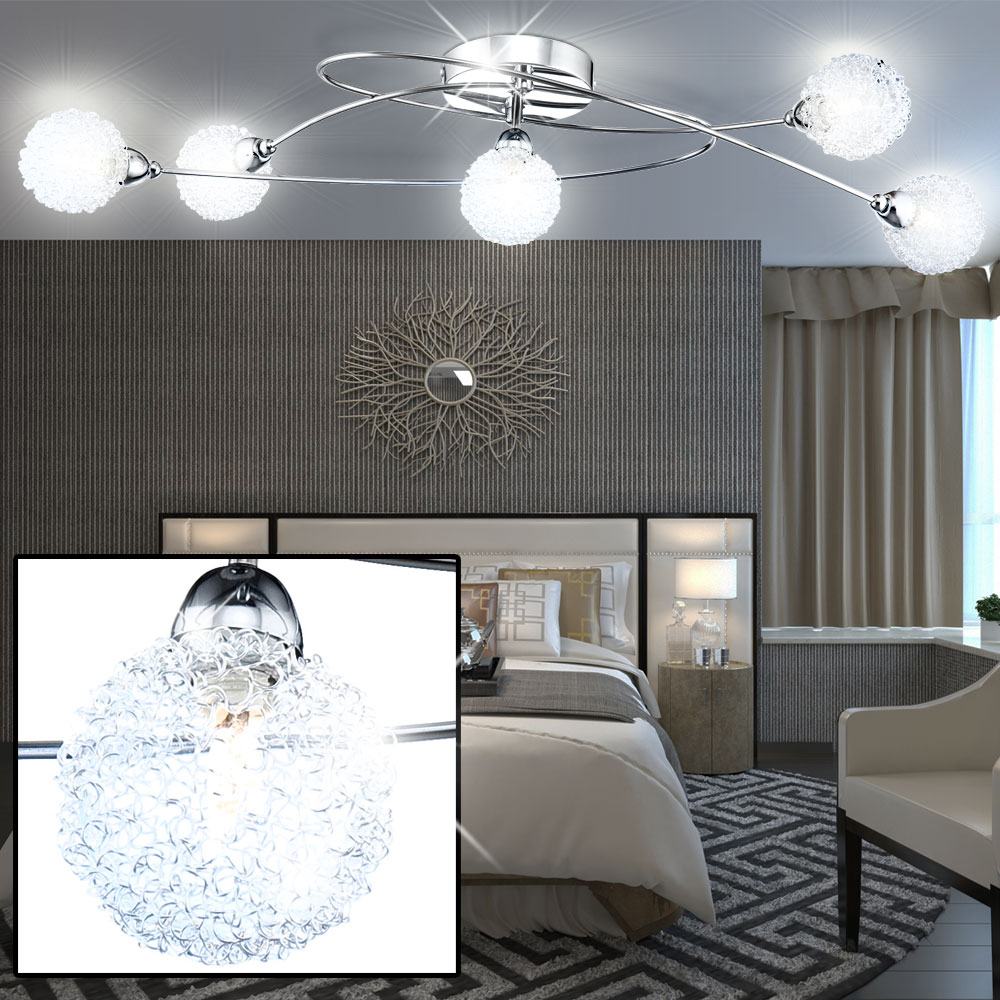High Quality Ceiling Fan With Lights For Living Room 52: Hallway Ceiling Light Living Room Lighting Chrome Ceiling