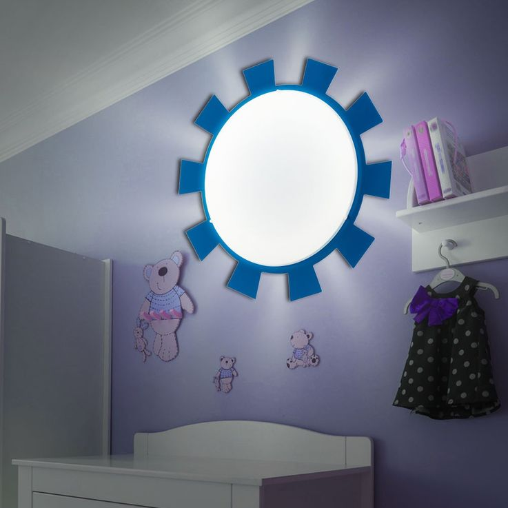 Wall lamp ceiling lamp lighting kids room lamps Sun Eglo 92129 – Bild 6