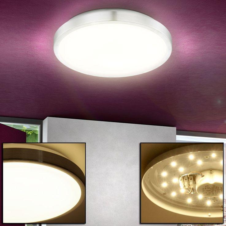 LED ceiling light ceiling lamp Living room floor acryl design Globo ROBYN 41686 – Bild 5