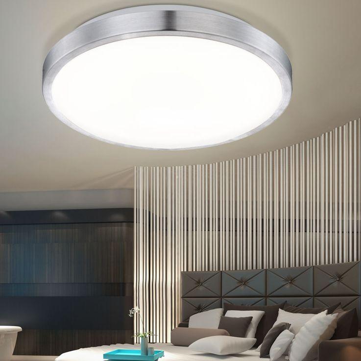 LED 22W Deckenlampe Deckenleuchte Deckenbeleuchtung  Lampe Leuchte Globo ROBYN 41687 – Bild 3