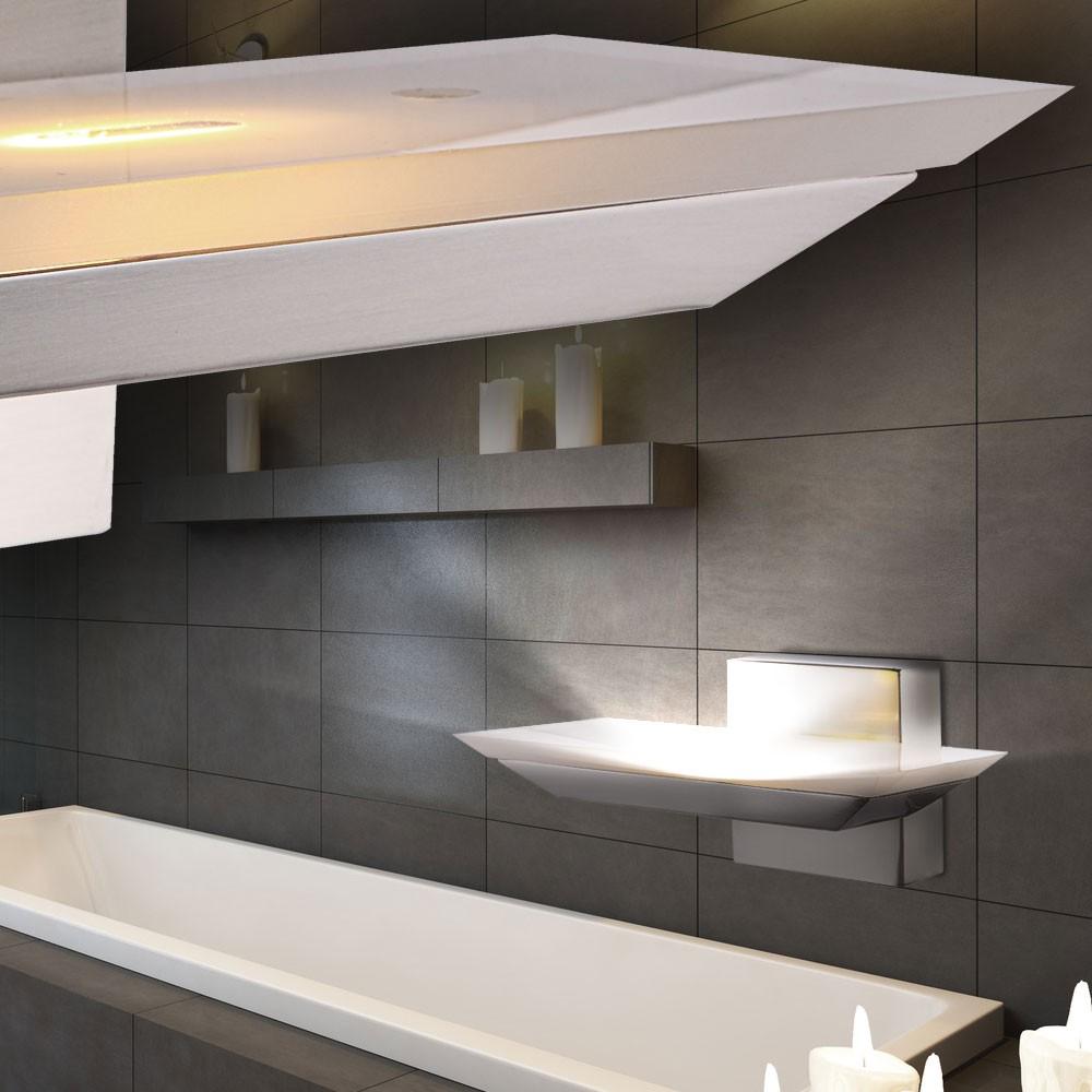 led 5 watt extrem hell wand strahler lampe leuchte licht. Black Bedroom Furniture Sets. Home Design Ideas