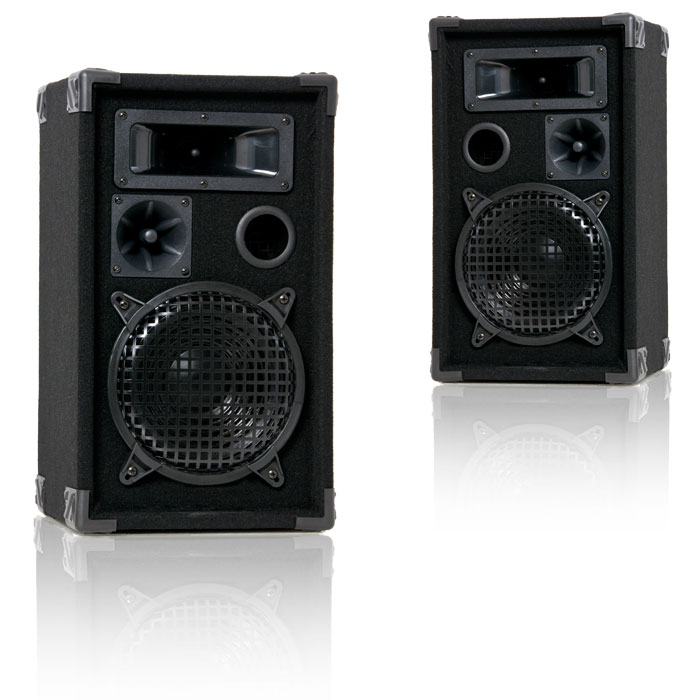 600 Watt Boxen DJ-Pro 8