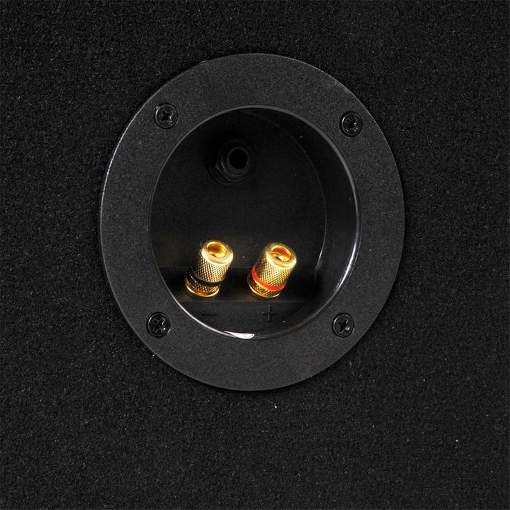 600 Watt PAIR 3-way Boxes PA-Loudspeaker DJ-Pro 8 – Bild 4