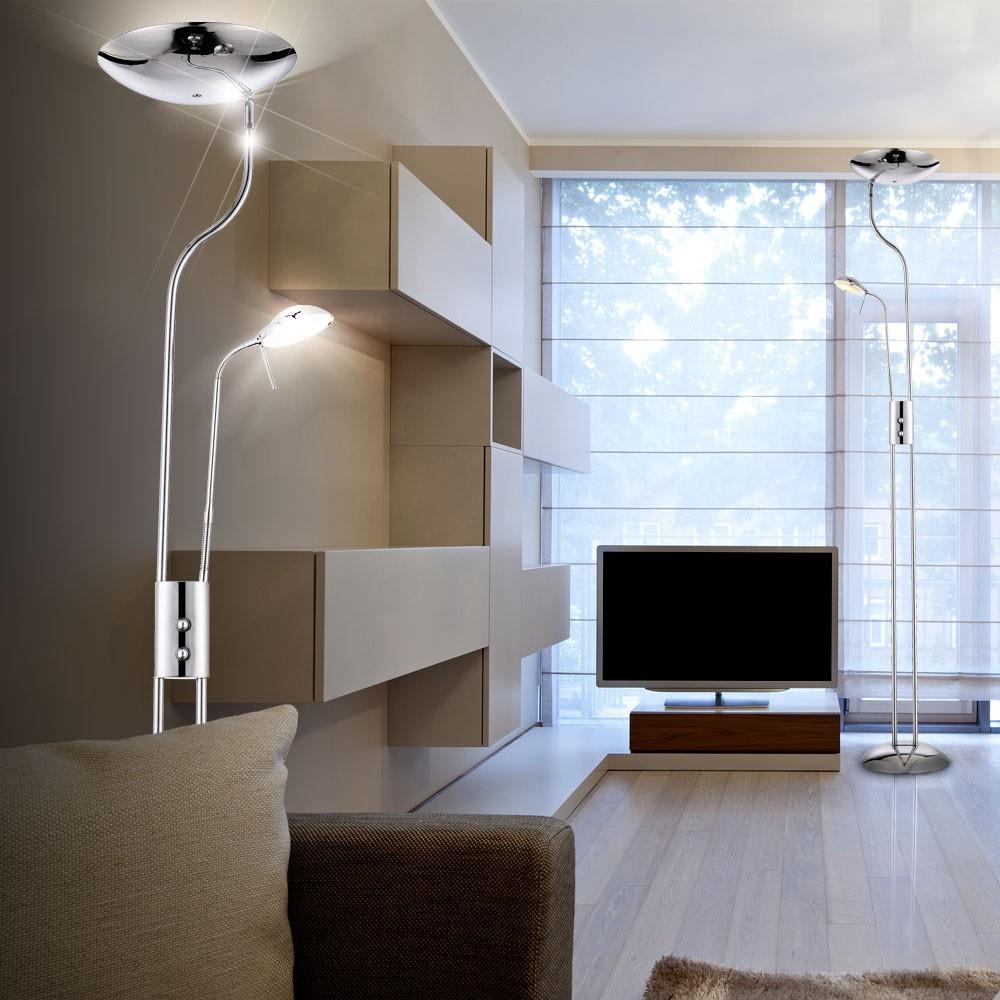 87 standleuchten wohnzimmer beleuchtung stehleuchte. Black Bedroom Furniture Sets. Home Design Ideas