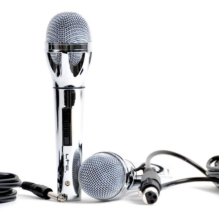 Karaoke party musique système amplificateur microphones micro LTC karaoke Star 4 – Bild 2